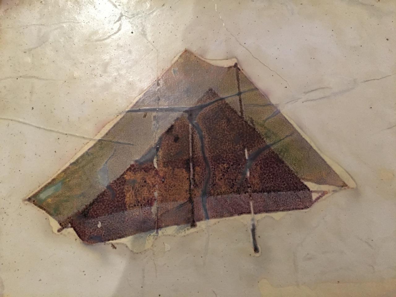 Tent by Dean Dass 						at Les Yeux du Monde Art Gallery